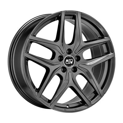 MSW 40 VAN gloss Dark grey