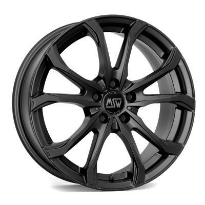 MSW 48 matt black
