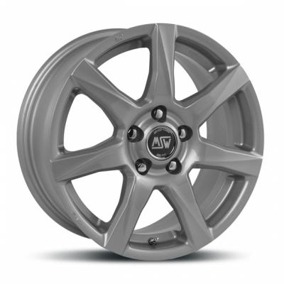 MSW 77 matt dark grey