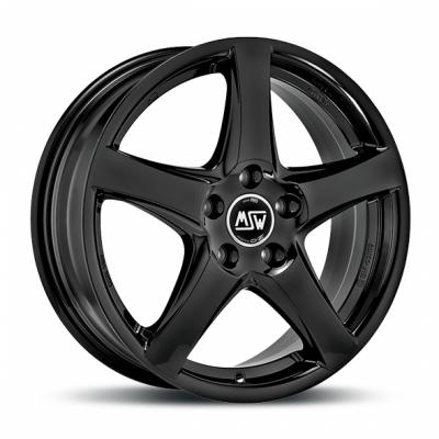 MSW 78 gloss black