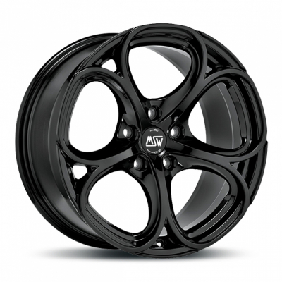 MSW 28 gloss black