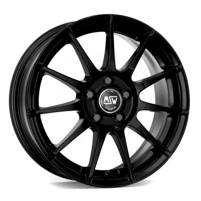 MSW 85 gloss Black