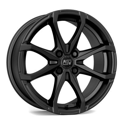 MSW X4 matt black