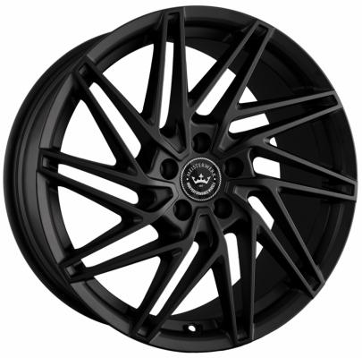 MW01 schwarz matt