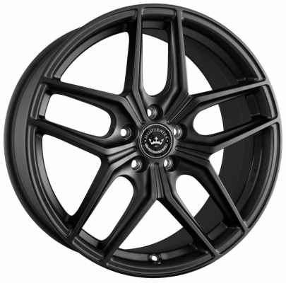 MW02 schwarz matt