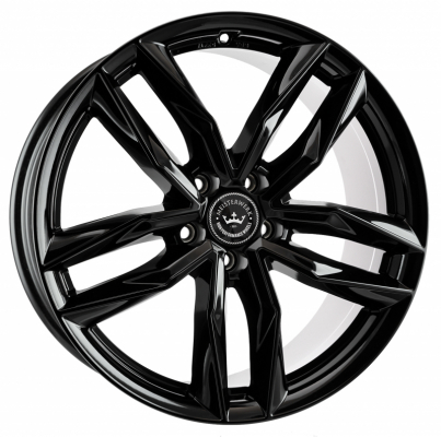 MW08 black glossy