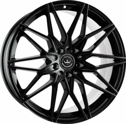 MW09 glossy Black