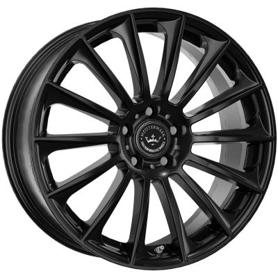 MW16 Black glossy