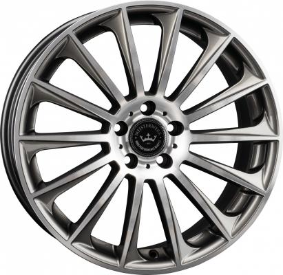 MW16 Grey polish