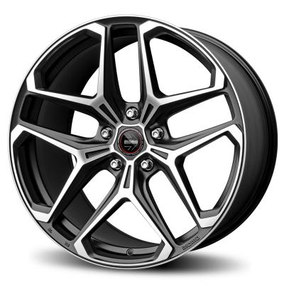 RF04 Black matt polish