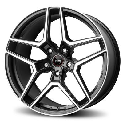 RF06 matt Black polish