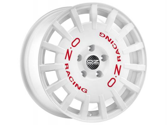 Rally Racing Race White