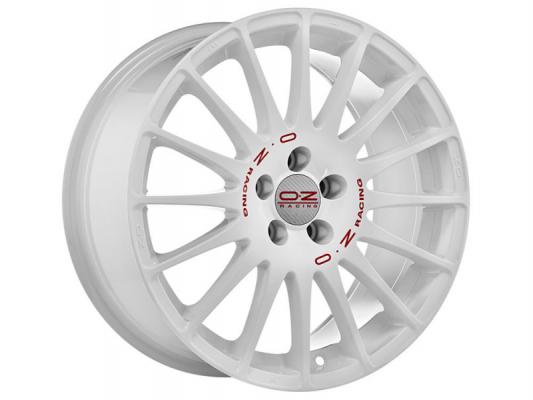Superturismo GT WRC Race White