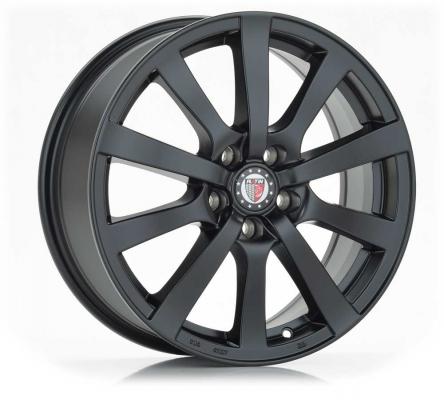 P58 matt black