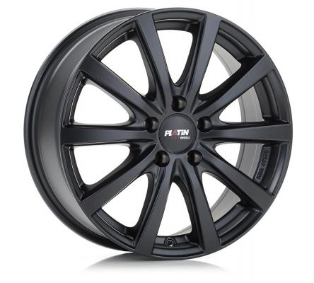 P66 schwarz matt