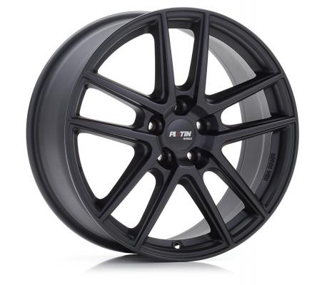 P73 Racing-schwarz