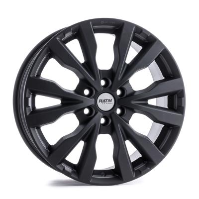 P86 matt black