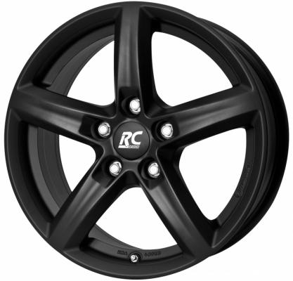 RC24 schwarz klar matt