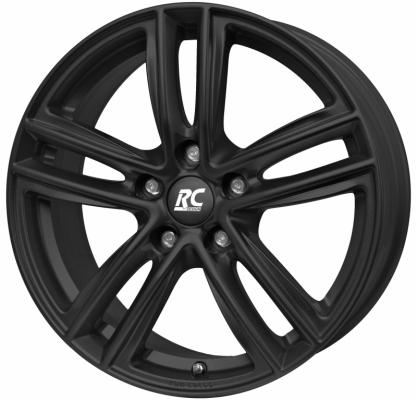 RC27 schwarz matt