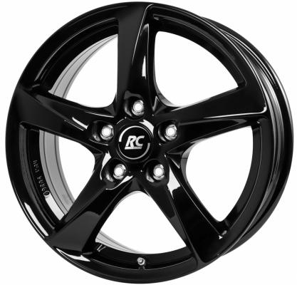 RC30 schwarz glanz