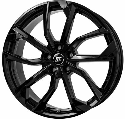 RC34 schwarz glanz