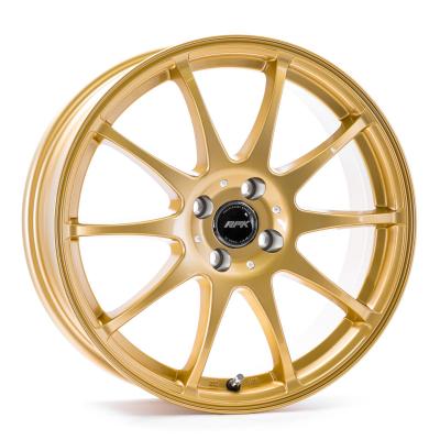 SLS401 Satin Gold