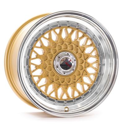 RS1 gold hornpoliert