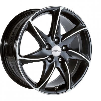 R51 schwarz poliert