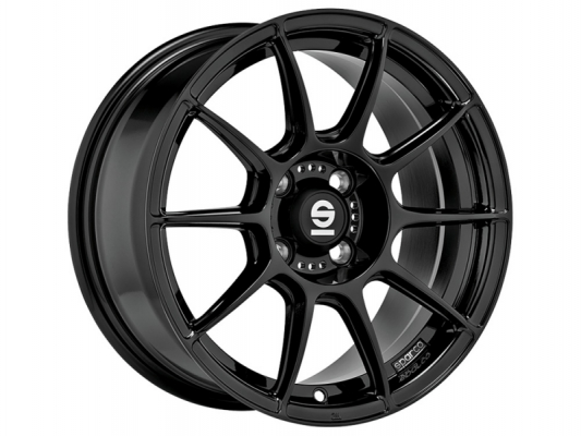FF1 gloss black