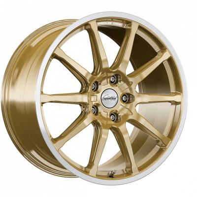 SC1 Motorismo Racing gold-hornkopiert