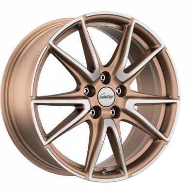 SL6 Vettore Bronze-matt-frontkopiert