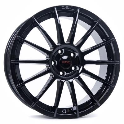 AS2 Glossy black