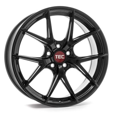 GT6 Evo Ultralight schwarz glanz