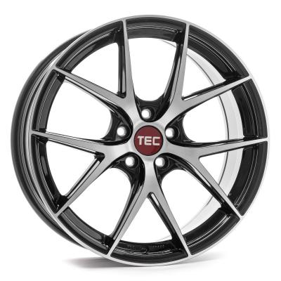 GT6 Evo Ultralight black polished