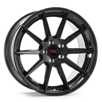 GT7 schwarz glanz