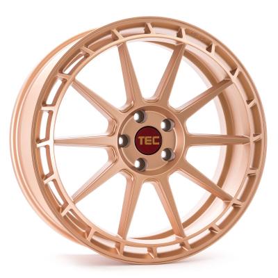 GT8 Rose gold, links