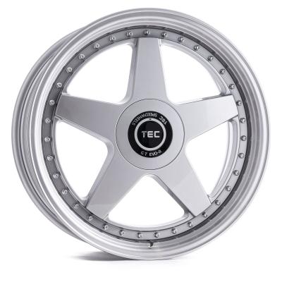 GT Evo-R Hyper silber Hornpoliert