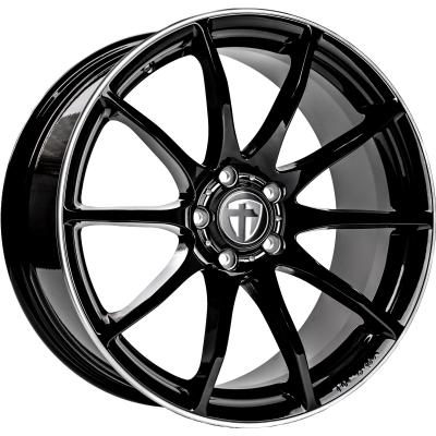 TN1 Black Rim polish