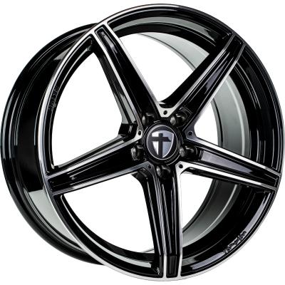 TN20 Black polish