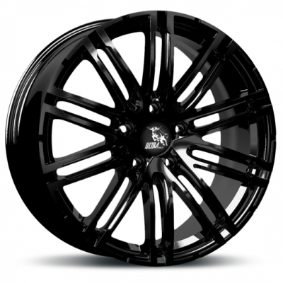 UA12 Turbo black