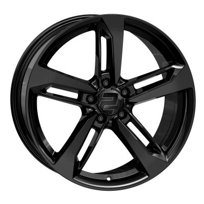 WH36 schwarz glänzend