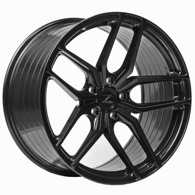 ZP2.1 glossy schwarz