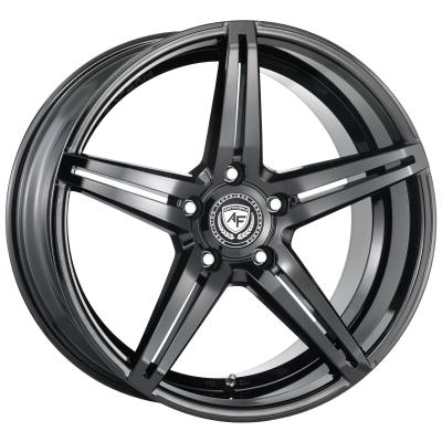 AF-301 Black glossy