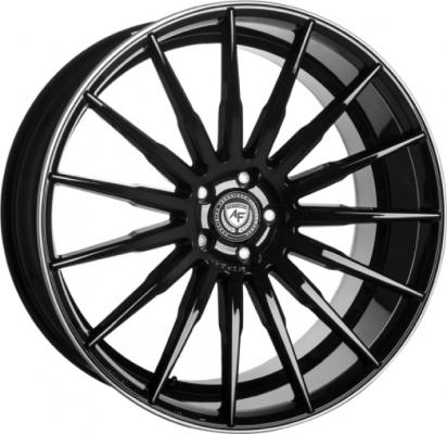 AF-401 Black Rim polish