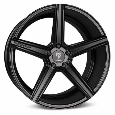 KV1 (DC) schwarz matt