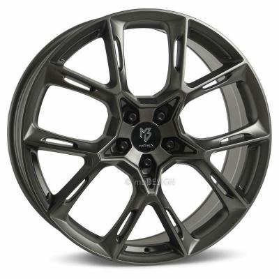 KX1 Grau matt
