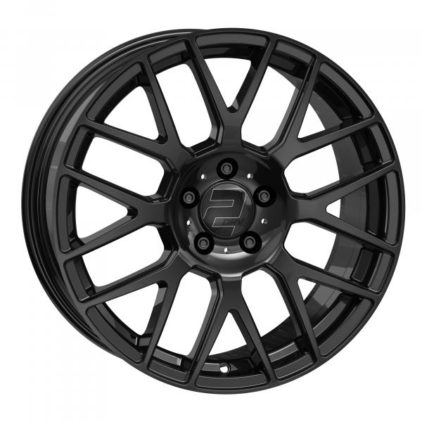 Wheelworld WH26 schwarz glänzend lackiert