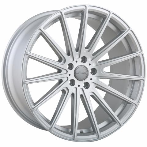 Advance Wheels AV2.1 Concave silber