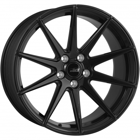 Advance Wheels AV4 Concave Highgloss Black