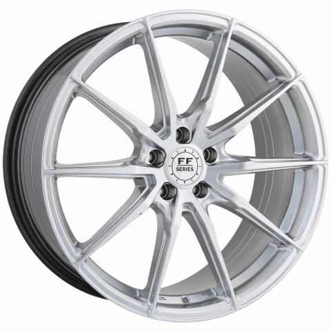 Advance Wheels FF440 Deep Concave Hyper silber